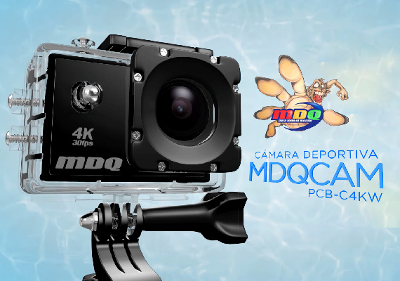 Action Cam PCBOX Mdqcam